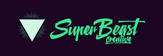 SuperBeast Creative Design, branding and logos, Mornington Peninsula Melbourne